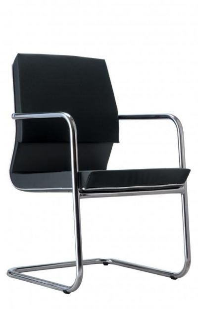 Visitor chair AIM8855-COLONNI