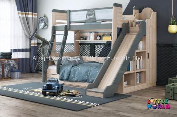 Little Oslo Bunk Bed - 1.2m