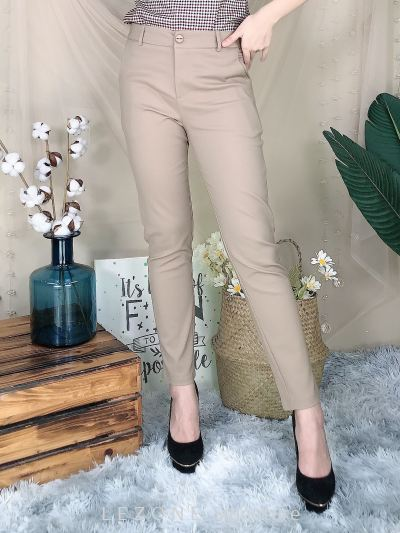 394934 Basic Pocket Long Pant