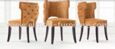 Claus Dining Chair  Chairs
