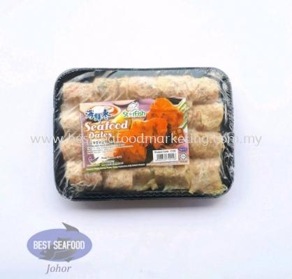 Seafood Dates (Starfish) / 海鲜枣 (sold per pack)