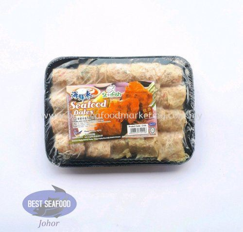 Seafood Dates (Starfish) / 海鲜枣 (sold per pack)