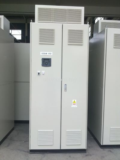 Stand Alone VSD Panel 560kW