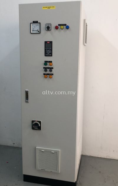 VSD Stand Alone Panel FC-202 110kW 132kW & 160kW Indoor