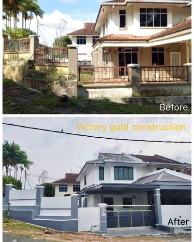 Exterior Construction and Structure Works