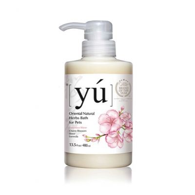 YU Cherry Blossom Shine Formula 400ml