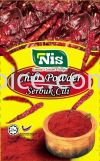 Nis Chili Powder Retail Packaging