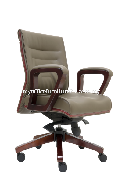 L2314H Character Executive Chair Pu Leather