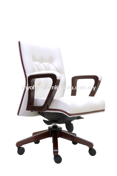 L2326H Duty Executive Chair Pu Leather
