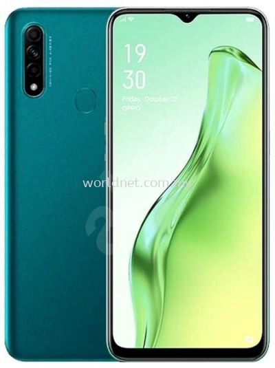 OPPO A31 (LAKE GREEN) 4GB RAM + 64GB ROM