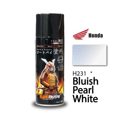 H231* BLUISH PEARL WHITE