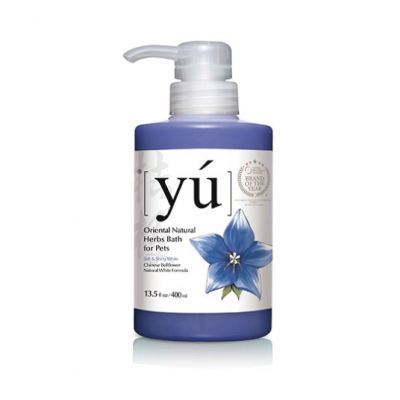 YU Chinese Bellflower Natural White Formula 400ml