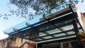 Glass Canopy Skylight Glass Canopy Skylight