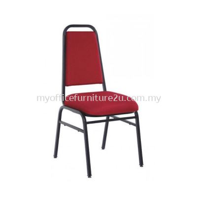 BQC962 Banquet Chair Epoxy Black Leg (Fabric)