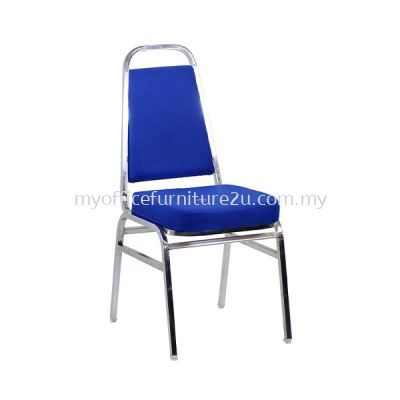 BQC961 Banquet Chair Chrome Leg (Fabric)