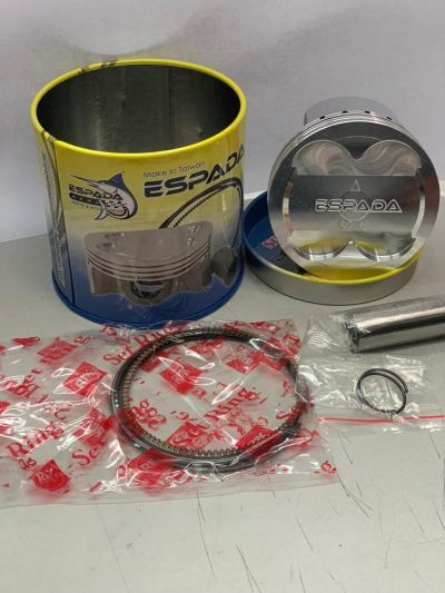 Piston Kits Forged FJN ESPADA For Yamaha LC135/Y15ZR(62MM)