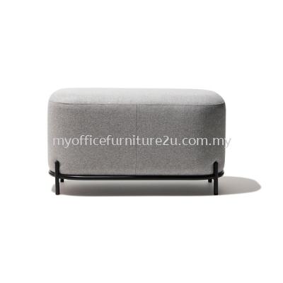 ISBE020 Bench Sofa Epoxy Leg (Fabric/Pu Leather)