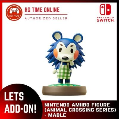 NINTENDO SWITCH AMIIBO FIGURE (ANIMAL CROSSING SERIES) - MABLE