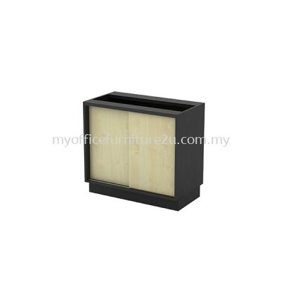 TYS872 Sliding Door Low Cabinet without Top