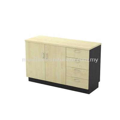 TYDP7124 Swinging Door + Fixed Pedestal 4D