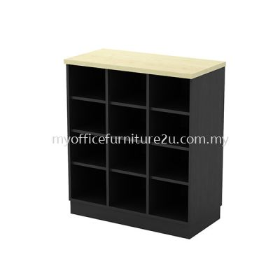 TYP9 Pigeon Hole Low Cabinet