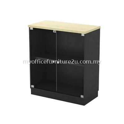 TYG9 Swinging Glass Door Low Cabinet