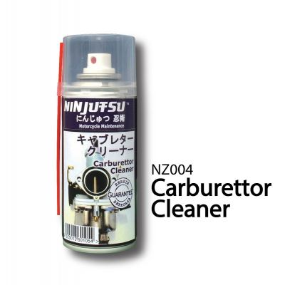 NZ004 CARBURETTOR CLEANER
