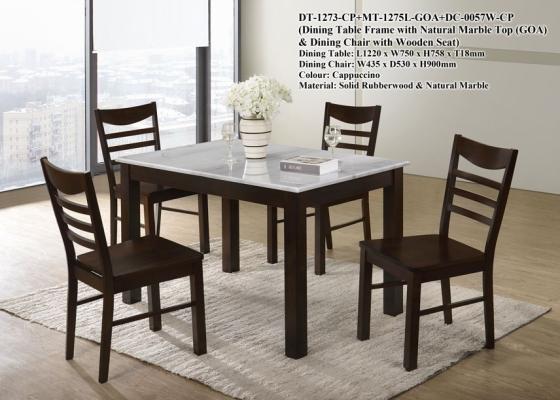 Dinning Set  1 + 4 Seaters