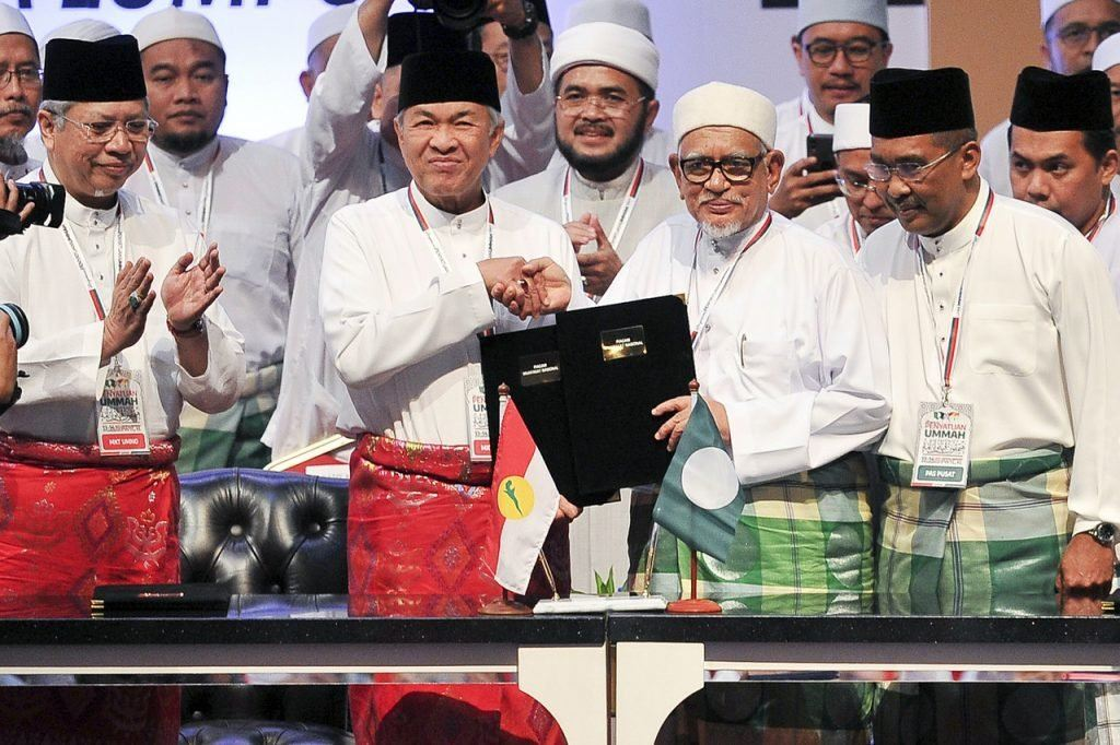 Umno, PAS officially agreed to register Muafakat Nasional