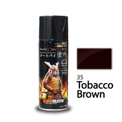 35 TOBACCO BROWN