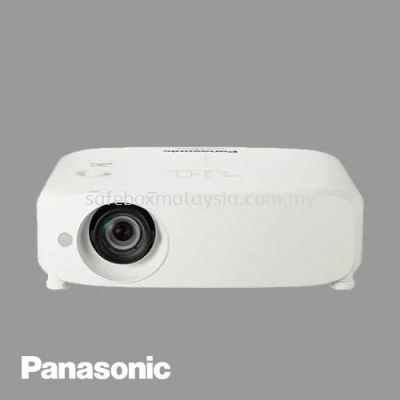 HIGH BRIGHTNESS PORTABLE PROJECTOR PT-VX615N