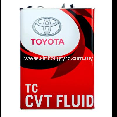 TOYOTA AUTO TRANS FLUID (CVT)-TC - 4L