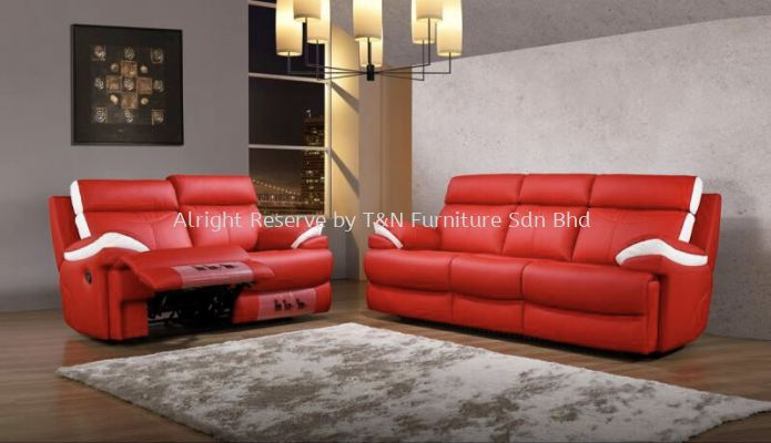 3095RC Dune H-Leather (3+2) Sofa Set