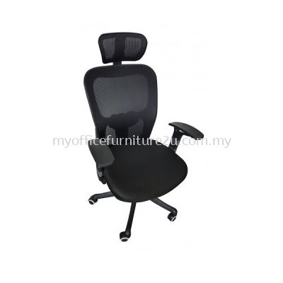 M-163H- Mesh Executive Chair Fabric