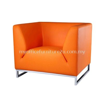 ISOS118- Single Seater Sofa (Pu Leather)