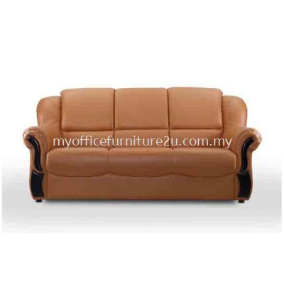 IS2015 Three Seater Sofa (Pu Leather)
