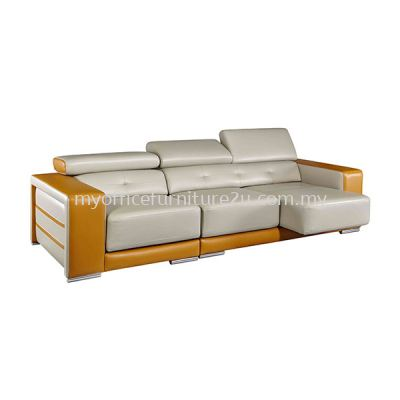 IS1101 Three Seater Sofa (Pu Leather)