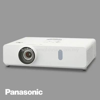 HIGH BRIGHTNESS PORTABLE PROJECTOR PT-VX430