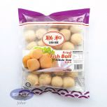 Fried Fish Ball (Lian Hoe) / 炸鱼丸 / Bebola Ikan (sold per pack)