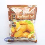 Cheese Seafood Tofu (Figo) / 芝士海鲜豆腐 / Tofu Ikan Berkeju (sold per pack)