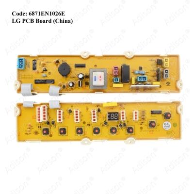 Code: 6871EN1026E LG PCB Board (China)