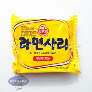 Ottogi Ramensari / 韩国泡面 (sold per pack)