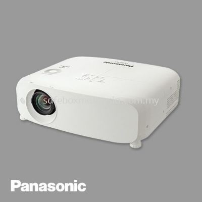 HIGH BRIGHTNESS PORTABLE PROJECTOR PT-VX610