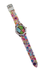 CRAZY DEAL !!! WOMEN / GIRL RETRO PRINTED SILICONE MODERN WRIST WATCHES. RETRO PRINTED Watches