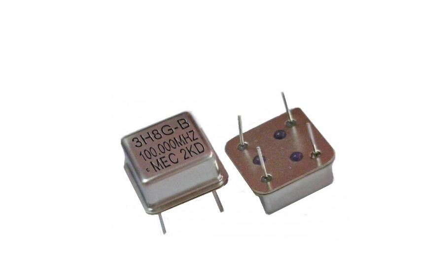 Mercury TCXO/VCTCXO MODEL : M8T Frequency Range : 32.768kHz