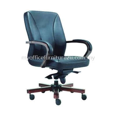 M2162H Fortune Executive Chair Pu Leather