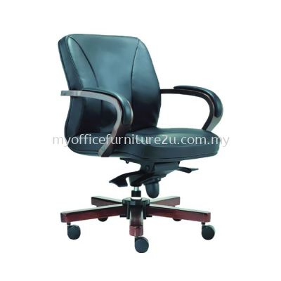 L2163H Fortune Executive Chair Pu Leather