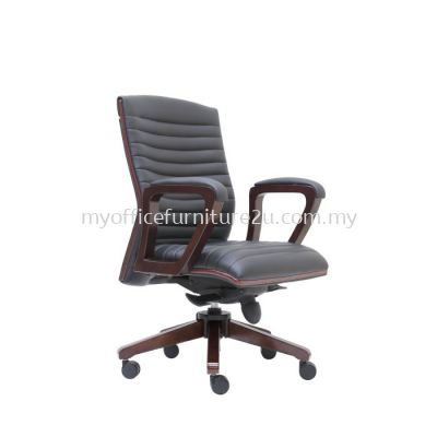 L2333H Gently Executive Chair Pu Leather