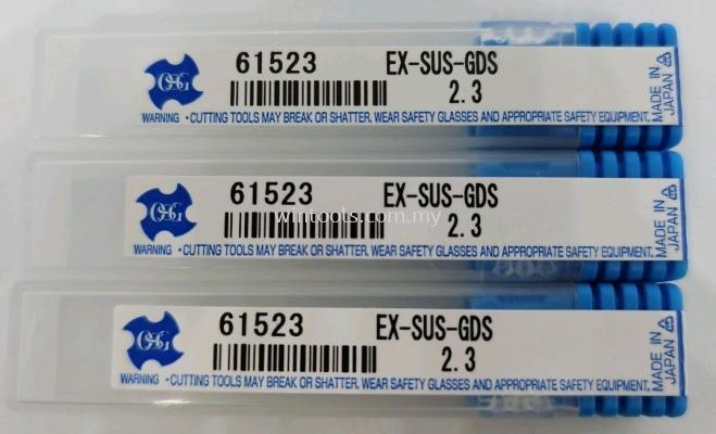 HSS EX-SUS-GDS DIA 2.3MM (61523)