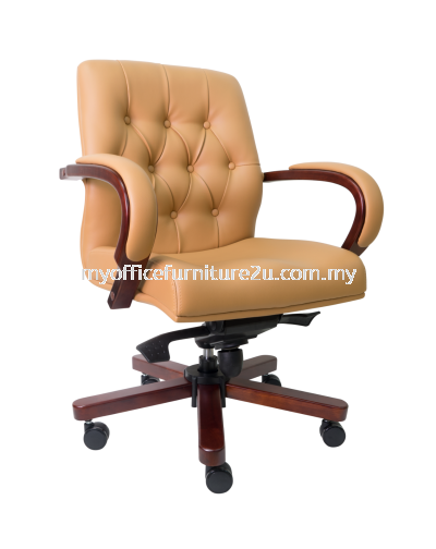 L1053H Ritz Executive Chair Pu Leather
